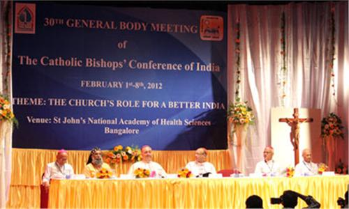 CBCI General Body Meeting Bangalore