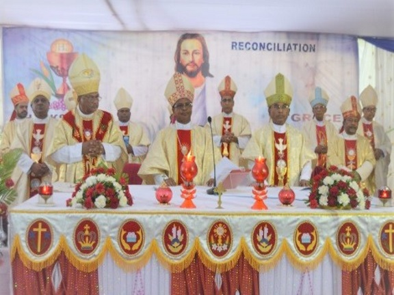 KANDHAMAL TRAGEDY TEN YEARS AFTER:  MASS OF THANKSGIVING, RECONCILIATION AND GRACE IN BHUBANESWAR